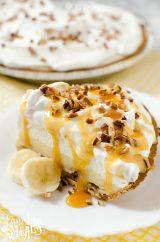 Grandma's Banana Cream Pie