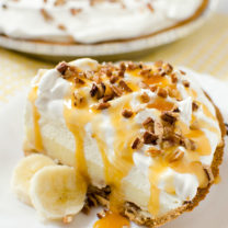 Grandma's Banana Cream Pie