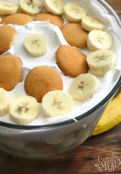 Blue Ribbon Banana Pudding