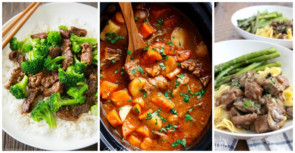 Easy Beef Crockpot Recipes - Easy beef recipes for the crockpot