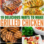 Delicious Grilled Chicken Recipes