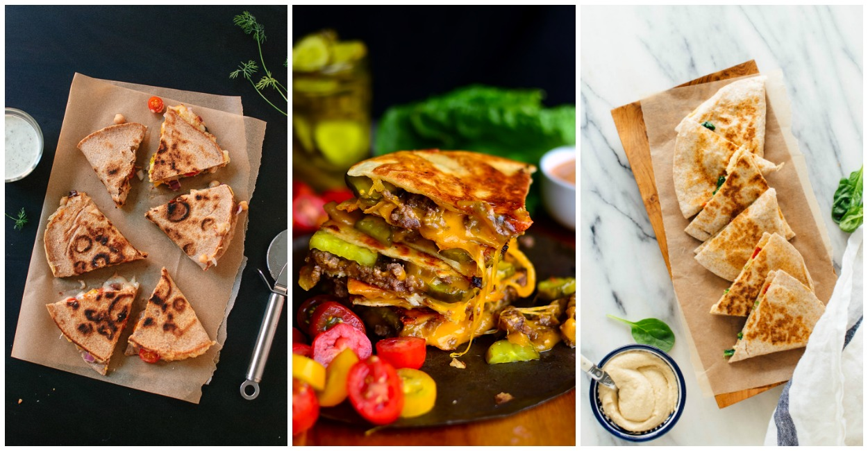Quesadilla Recipes to go Crazy for - Family Fresh Meals