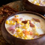 Creamy Crockpot Corn Chowder Recipe - Family Fresh Meals Recipe