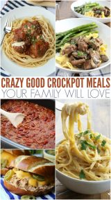 Crazy Good and Easy Crockpot Recipes