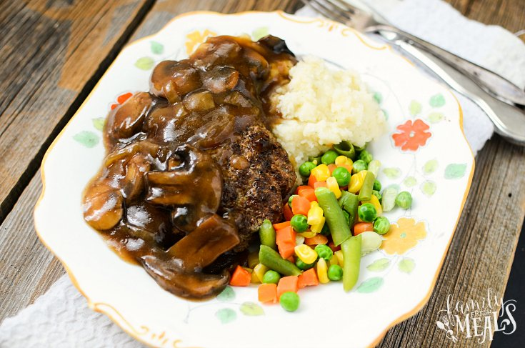 Crockpot Salisbury Steak Recipe - Step 5