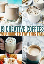 Creative Coffee Recipes