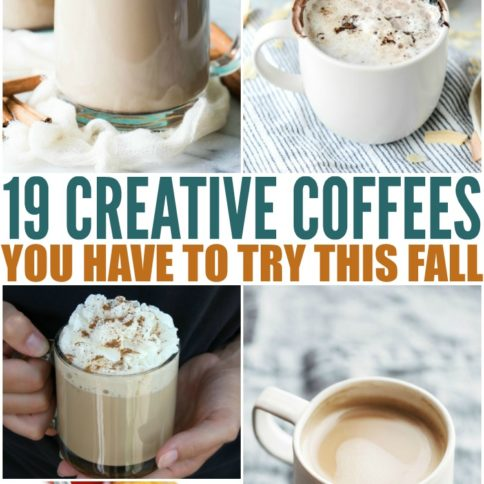 Creative Coffee Recipes