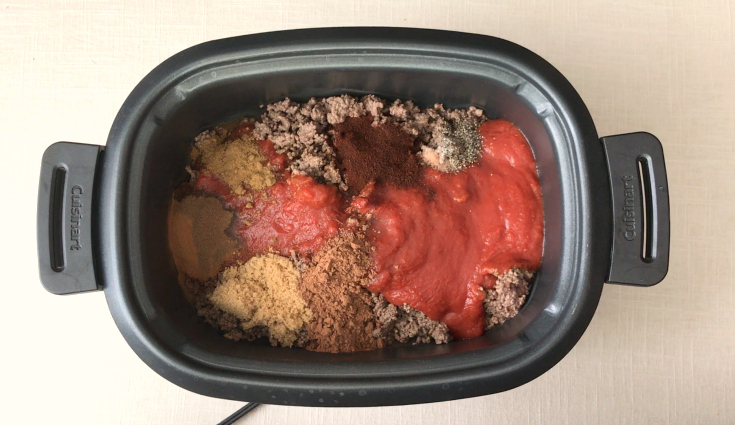 Crockpot Cincinnati Chili - Step 2