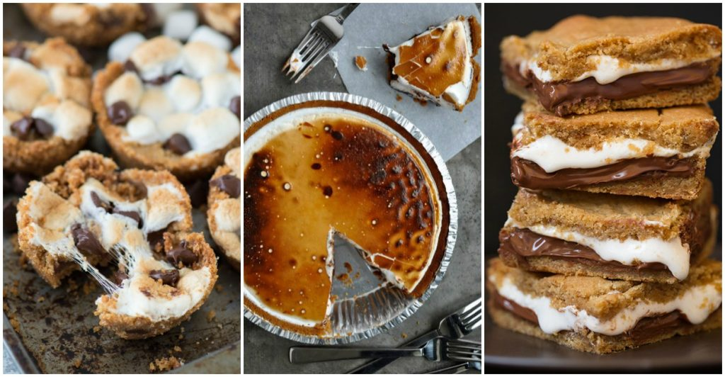 30 Different Smores Treats - Family Fresh Meals