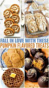 Pumpkin Flavored Treats