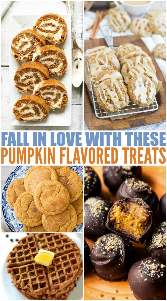 Pumpkin Flavored Treats - Family Fresh Meals