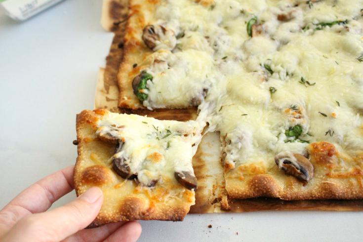 Caramelized Onion and Mushroom Pizza - Step 5
