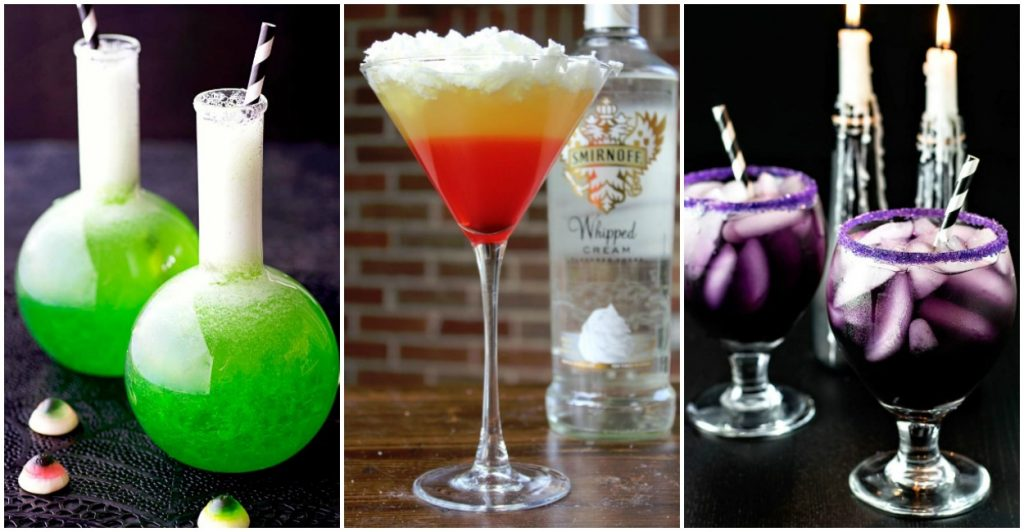 Fun Halloween Cocktails - Family Fresh Meals