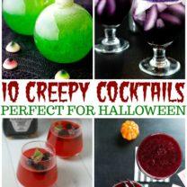 Fun Halloween Cocktails