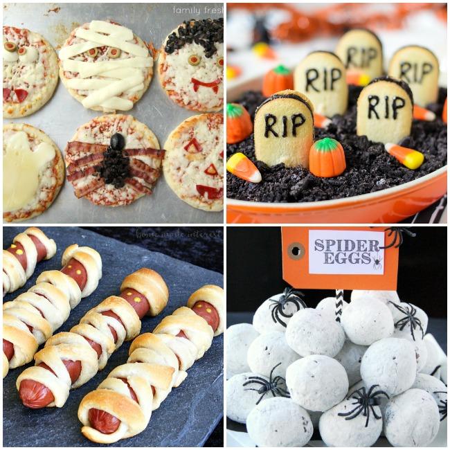 Spooky Fun Halloween Recipes - Family Fresh Meals