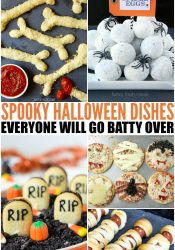 Spooky Fun Halloween Recipes