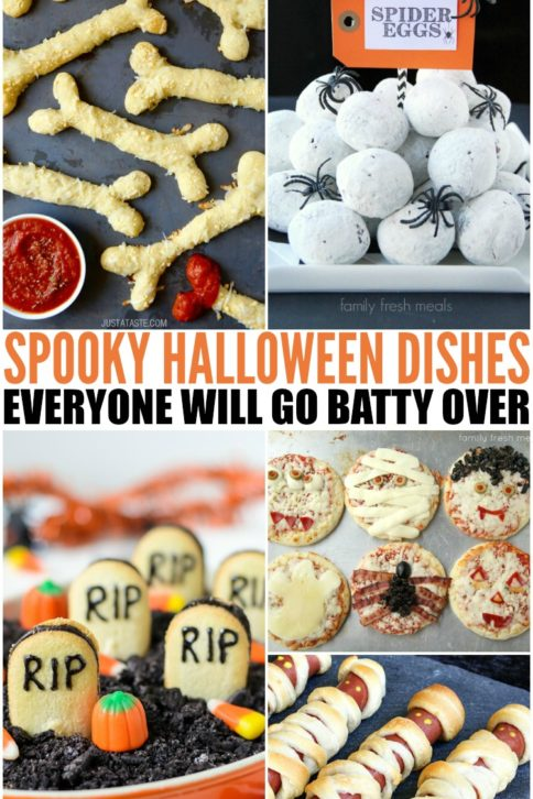 Spooky Fun Halloween Recipes - Family Fresh Meals