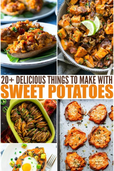 Delicious and Easy Sweet Potato Recipes - Family Fresh Meals