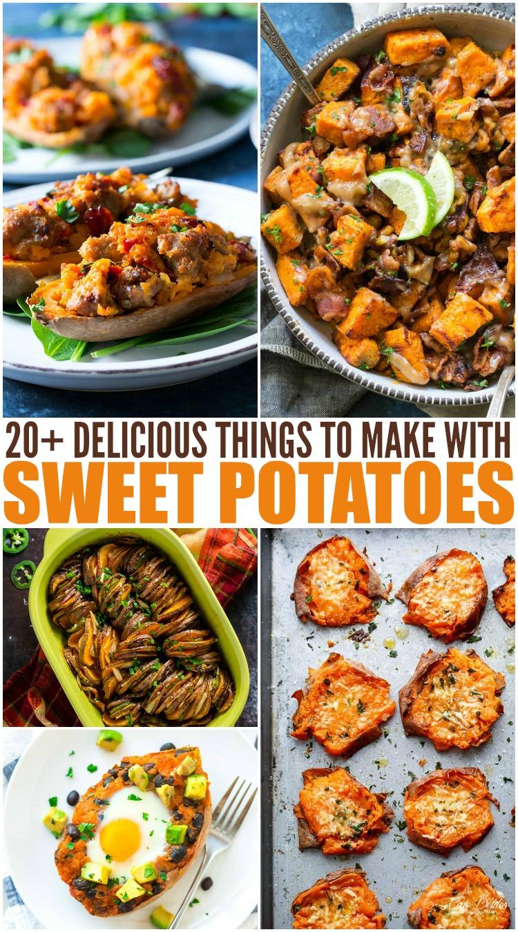Easy Sweet Potato Recipes Family Fresh Meals