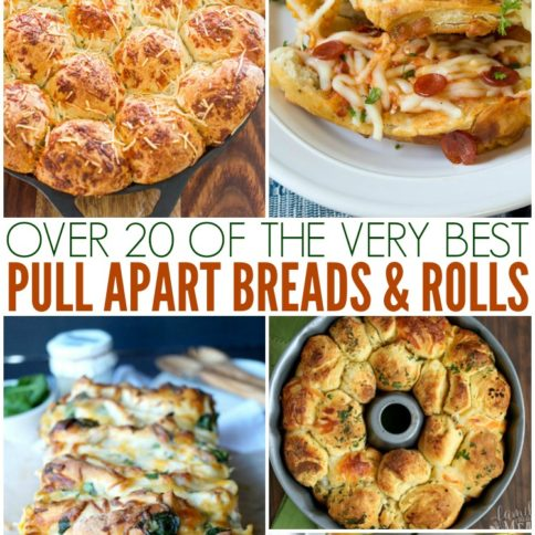 The Best Bread Roll Recipes - Family Fresh Meals
