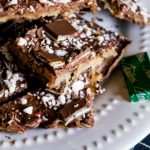 Andes Chocolate Toffee Bark