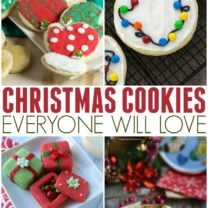 Family Favorite Christmas Cookies
