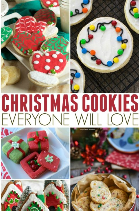 Family Favorite Christmas Cookies Recipes - Family Fresh Meals