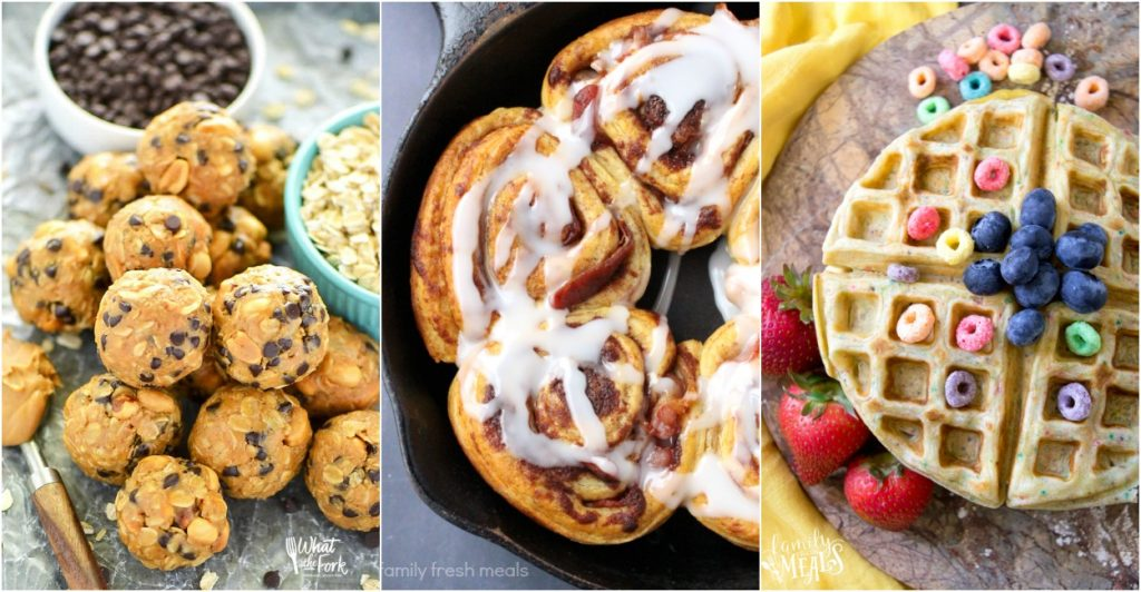 Easy Christmas Morning Breakfast Recipes - Family Fresh Meals