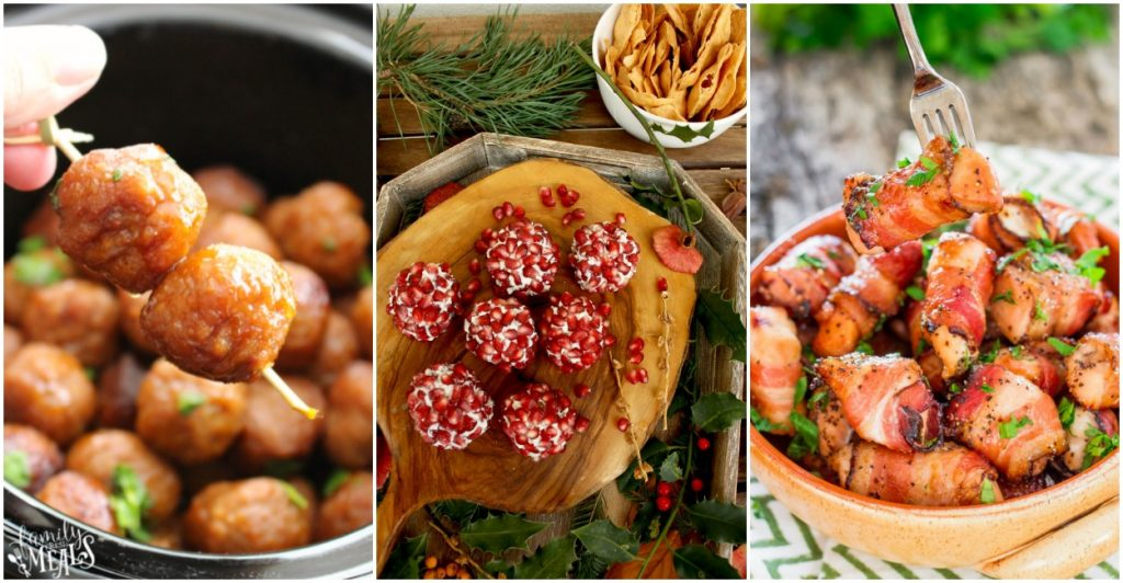 Finger Food Appetizers For New Years Eve - Family Fresh Meals