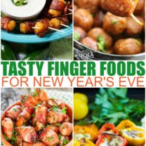 Finger Food Appetizers For New Years Eve