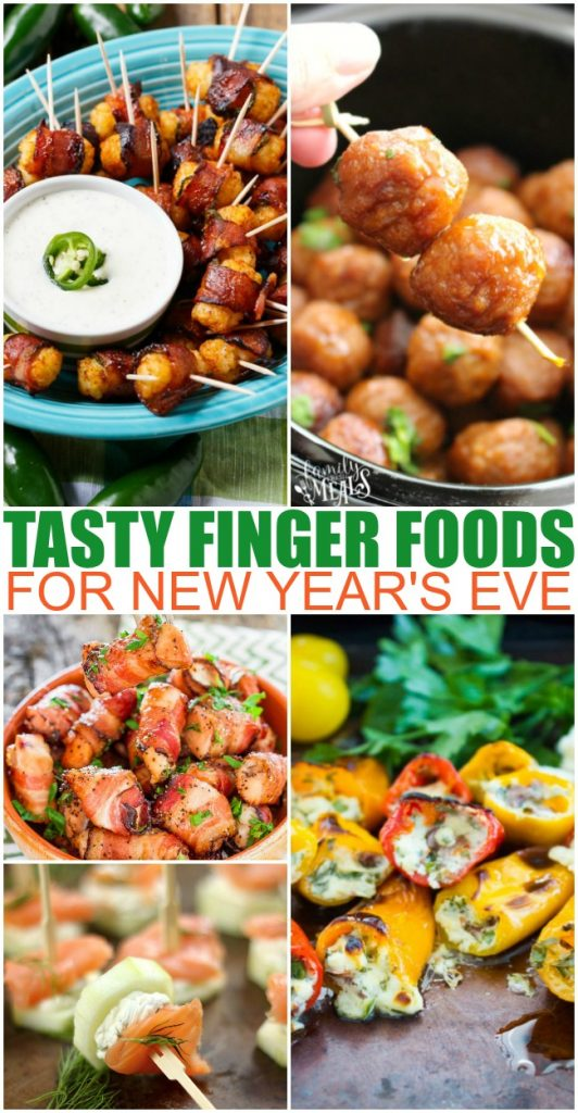 New year is coming with a great topic of New Years Eve food traditions which include New Year's Eve finger foods and Easy finger foods for New Years Eve .