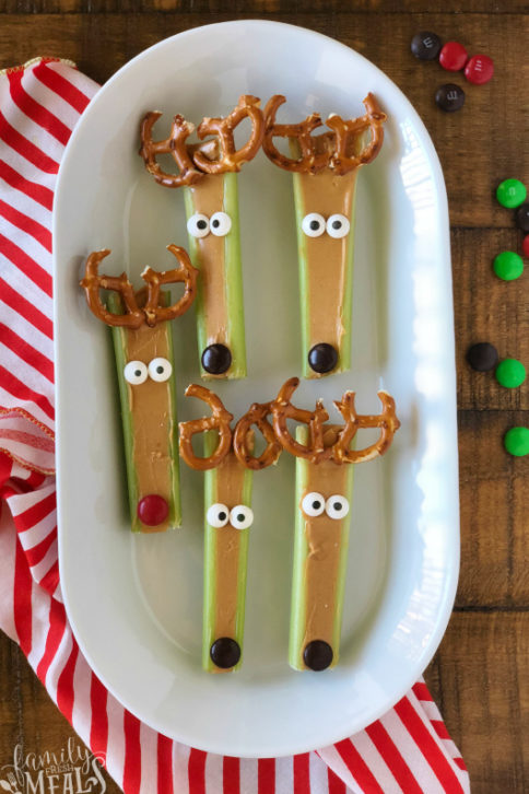 Reindeer Snacks - Family Fresh Meals