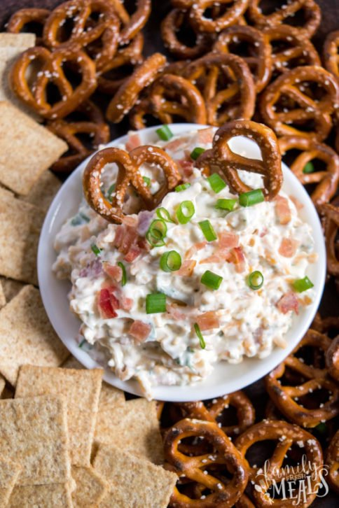 Loaded Crack Dip - Family Fresh Meals