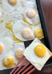 How To Cook Sheet Pan Eggs