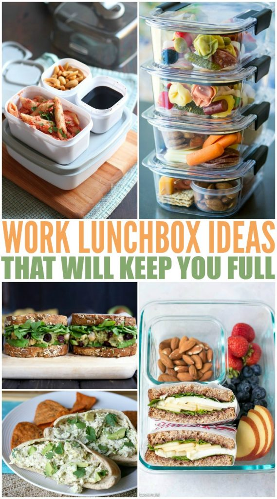Healthy work lunch ideas to keep you full family fresh meals healthy work lunch ideas to keep you full forumfinder Choice Image