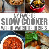 Freestyle Weight Watchers Crockpot Recipes