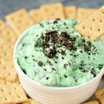 Mint Chocolate Chip Dip