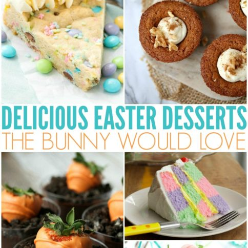 Easy Easter Desserts For The Family - Family Fresh Meals