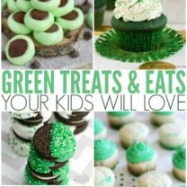 Green Treats For St. Patrick's Day