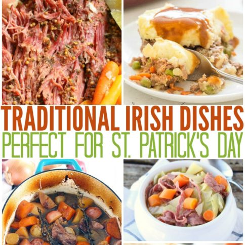 Easy Traditional Irish Recipes - Family Fresh Meals