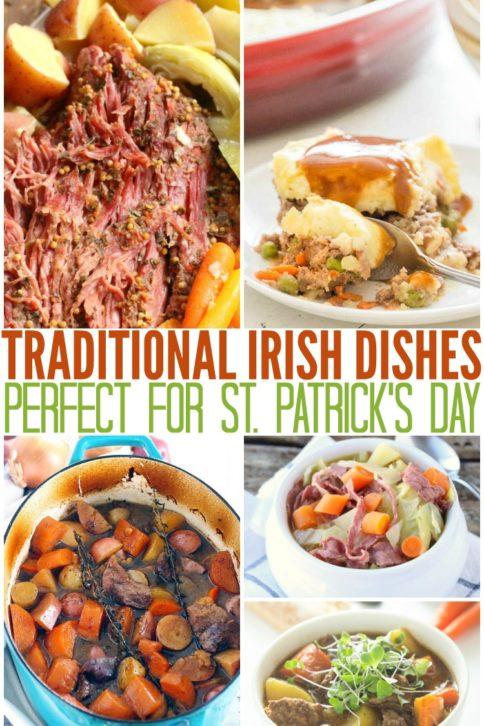 Easy Traditional Irish Recipes - Family Fresh Meals
