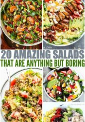 Amazing Salad Recipes