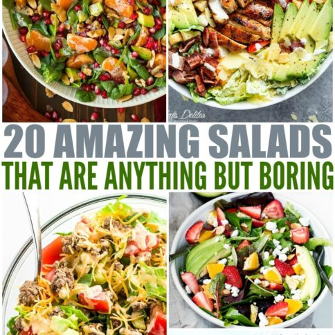 Amazing Salad Recipes - Family Fresh Meals
