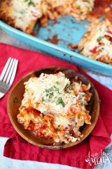 Cheesy Lasagna Rolls