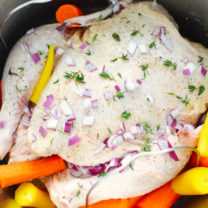 How to Cook an Instant Pot Whole Chicken