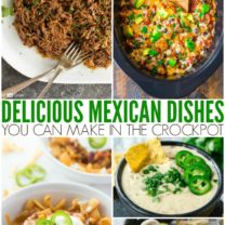 Easy Mexican Crockpot Recipes