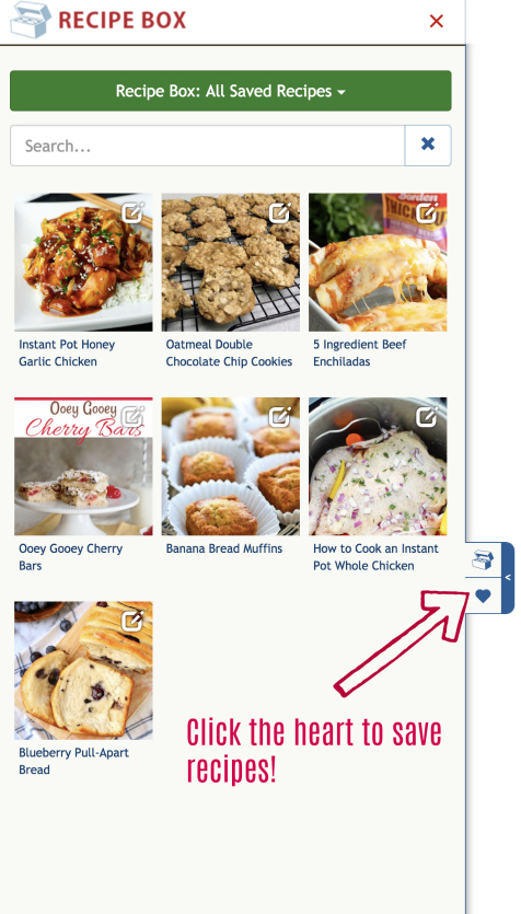 New family fresh meals recipe box family fresh meals new recipe box on family fresh meals how to use it saving recipe forumfinder Gallery