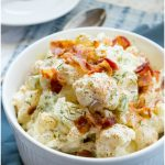 Cauliflower Potato Salad - Family Fresh Meals Recipe