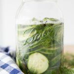 Easy Refrigerator Pickles Recipe - Family Fresh Meals