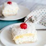 Pina Colada Lush Cake Recipe - Family Fresh Meals